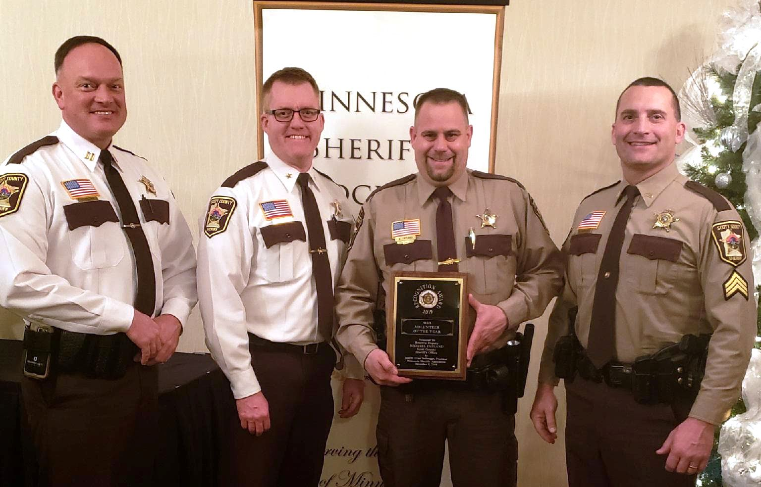 2019 Award Mike Fatland Sheriff Reserve