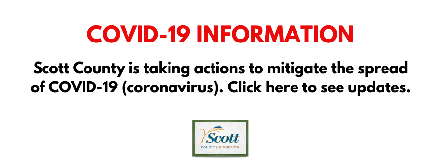 COVID-19 Information:  Scott County is taking actions to mitigate the spread of COVID-19 (coronaviru