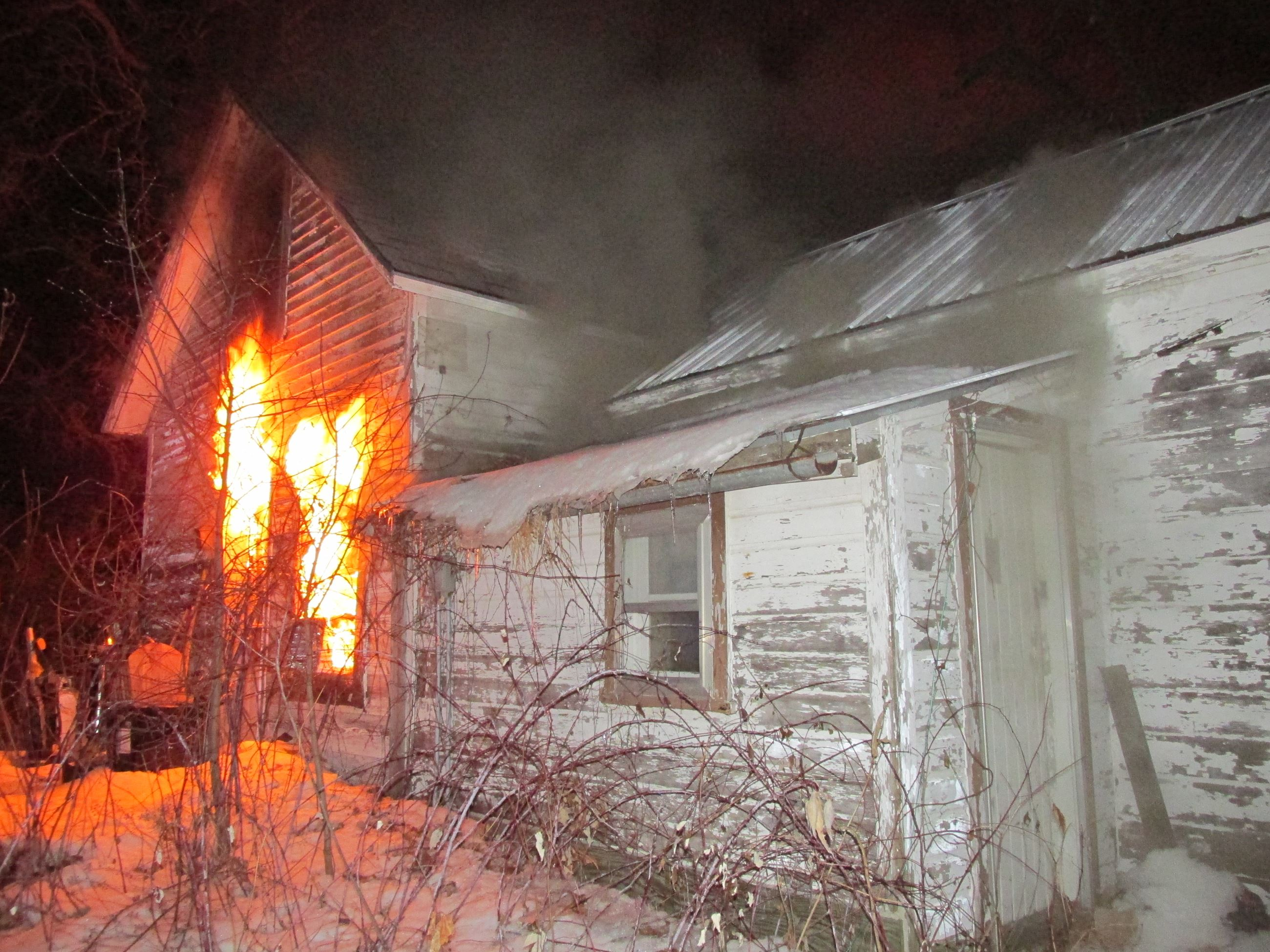 Residential Fire Incident 19024531
